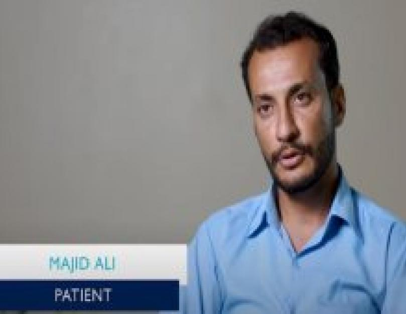 Recovering from COVID-19 with RMI's care | Majid Ali