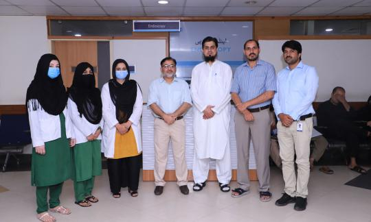 World Endoscopy Organization Recognises Endoscopy Suite at RMI