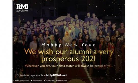 Wishing our alumni a very happy, healthy and successful year ahead.